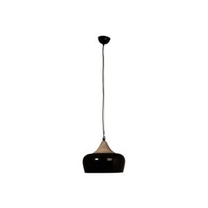 Závěsné svítidlo v černé barvě Dutchbone Coco