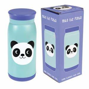 Nerezová lahev Rex London Miko the Panda, 350ml