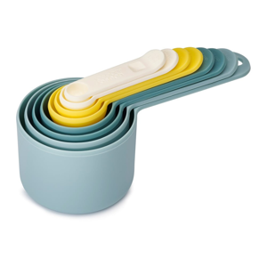Sada 8 kuchyňských odměrek Joseph Joseph Nest Measure Opal