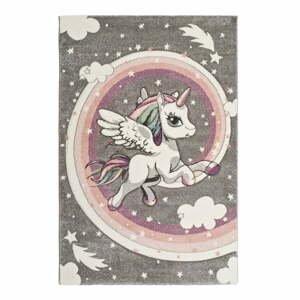 Dětský koberec Universal Kinder Unicorn, 120 x 170 cm