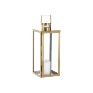 Lucerna ve zlaté barvě A Simple Mess Skarv, výška42 cm