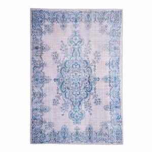Světle modrý koberec Floorita Sonja, 80 x 150 cm