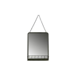 Závěsné zrcadlo s poličkou BePureHome Speak