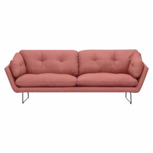 Růžová třímístná pohovka Windsor & Co Sofas Comet