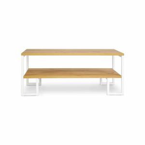 Konferenční stolek z dubového dřeva SKANDICA Hesse