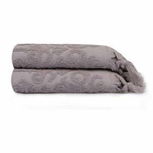 Sada 2 ručníků Madame Coco Maria, 50 x 90 cm