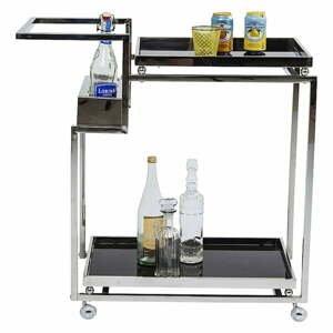 Pojízdný servírovací stolek Kare Design Barfly