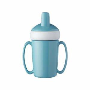 Světle modrá dětská lahev na vodu Rosti Mepal Trainer Mug, 200ml
