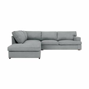 Šedá pohovka Windsor & Co Sofas Daphne, levý roh