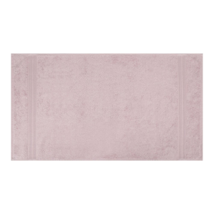 Světle růžový ručník na ruce Stacy