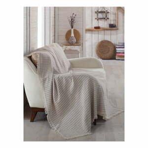 Deka z organické bavlny Ofossas, 180x230cm