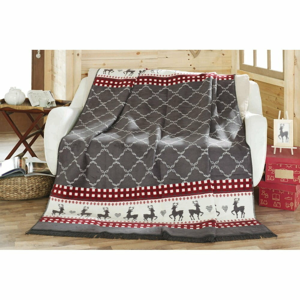 Bavlněná deka Armada Jesus, 220x180cm