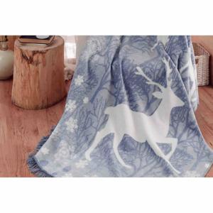 Bavlněná deka Armada Ruby, 220x180cm