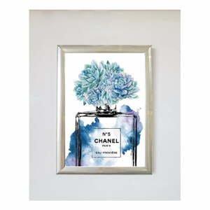 Plakát v rámu Piacenza Art Chanel, 30x20cm