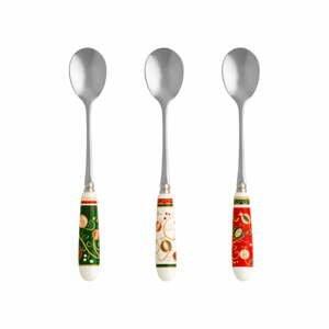 Sada 6 lžiček s vánočním motivem Brandani Tempo di Festa