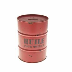 Kasička Antic Line Tirelire Rouge