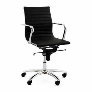 Černá kancelářská židle Kokoon Michelin