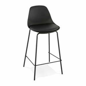 Černá barová židle Kokoon Escal Mini