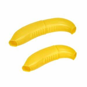 Obal na banán Metaltex, 11 x 27 cm