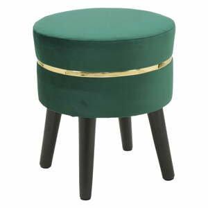 Smaragdově zelená stolička Mauro Ferretti Paris