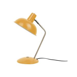 Žlutá stolní lampa Leitmotiv Hood