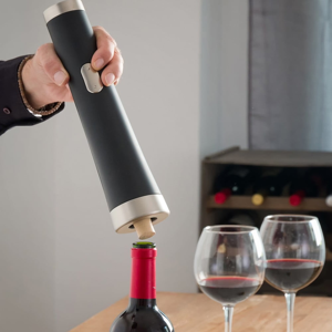 Elektrický otvírák na víno InnovaGoods