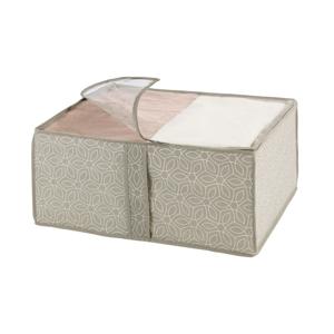 Béžový úložný box Wenko Balance, 40 x 55 cm