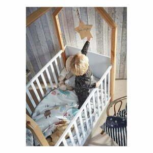 Dřevěná dekorativní hvězda BELLAMY Pinette