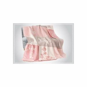 Bavlněná deka Aksu Rene,200x150cm