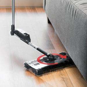 Elektrické bezdrátové koště na podlahu InnovaGoods