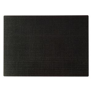 Černé prostírání Saleen Coolorista, 45x32,5cm