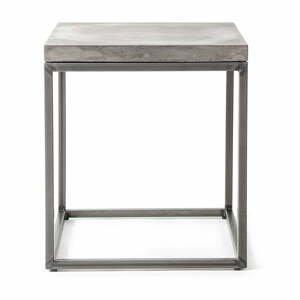 Betonový odkládací stolek Lyon Béton Perspective, 35 x 40 cm