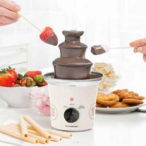 Čokoládová fontána InnovaGoods Sweet & Pop Times