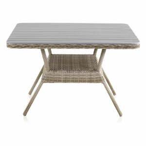 Zahradní stůl Geese Alessia, 120 x 120 cm