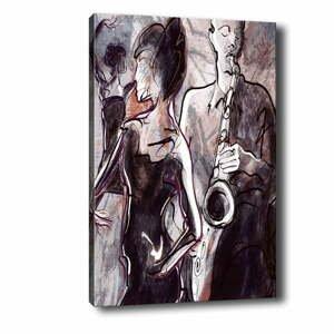 Obraz Tablo Center Jazz, 40 x 60 cm