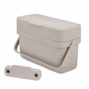 Bílá nádoba na kompost Joseph Joseph Compo