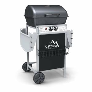Pojízdný plynový zahradní grill Cattara Party Point Flame Tamer