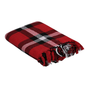 Červený ručník, 180 x 100 cm