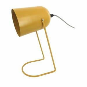 Žlutá stolní lampa Leitmotiv Enchant