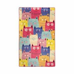 Dětský koberec Cats, 140x190cm