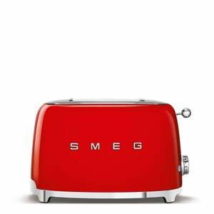 Červený toustovač SMEG