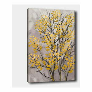 Nástěnný obraz na plátně Tablo Center Fall Gold, 40 x 60 cm
