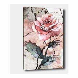Nástěnný obraz na plátně Tablo Center Rose, 40 x 60 cm