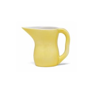 Žlutá kameninová mléčenka Kähler Design Ursula, 420 ml