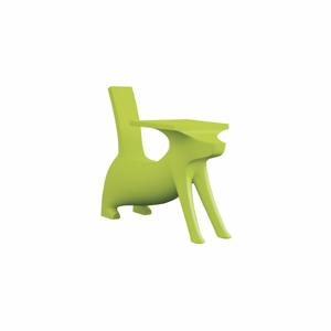 Zelená dětská stolička Magis Le Chien