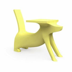 Žlutá dětská stolička Magis Le Chien
