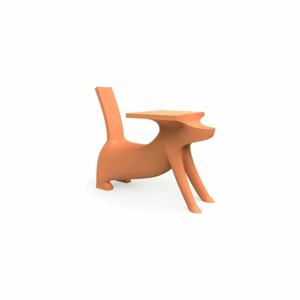 Oranžová dětská stolička Magis Le Chien