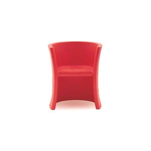 Červená dětská židle Magis Seggiolina Trioli