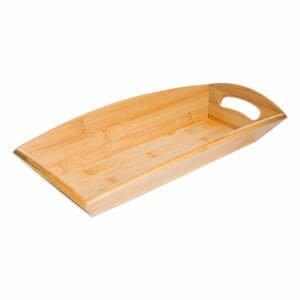 Bambusový box na chléb Bambum Seppe, délka 38 cm