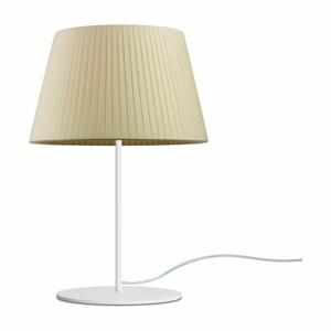 Béžová stolní lampa Sotto Luce Kami, ⌀ 26 cm